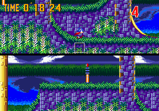 Обзор физики в играх Sonic. Части 5 и 6: потеря колец и нахождение под водой - 1