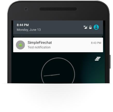 По следам Google I-O 2016 — новый Firebase: интеграция с Android - 16