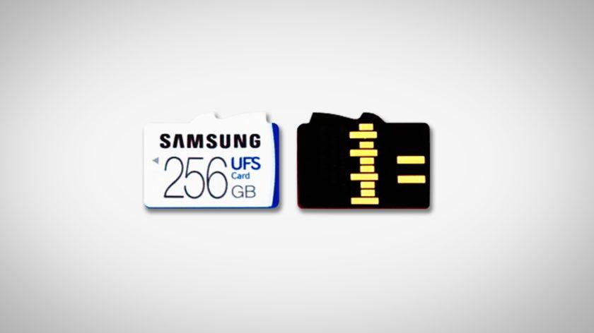Скоростные UFS-карты памяти от Samsung: чего ожидать от нового стандарта? - 6