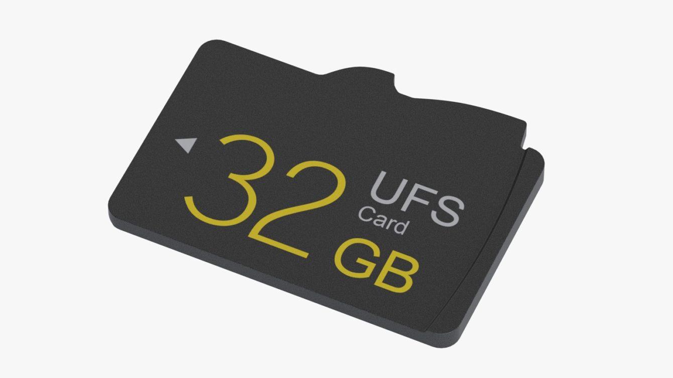 Скоростные UFS-карты памяти от Samsung: чего ожидать от нового стандарта? - 1