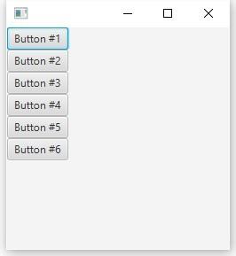 Введение в JavaFx и работа с layout в примерах - 19