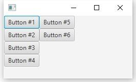 Введение в JavaFx и работа с layout в примерах - 20