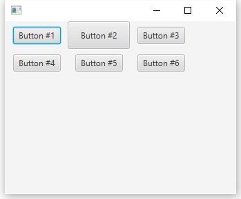 Введение в JavaFx и работа с layout в примерах - 21