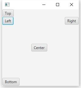Введение в JavaFx и работа с layout в примерах - 6
