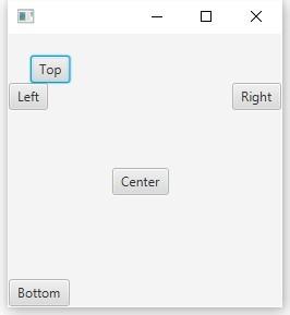 Введение в JavaFx и работа с layout в примерах - 7