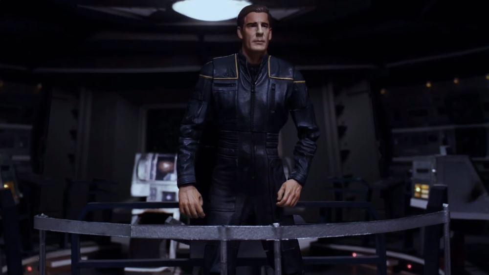 Режиссер потратил 7 лет на создание собственной версии Star Trek - 1