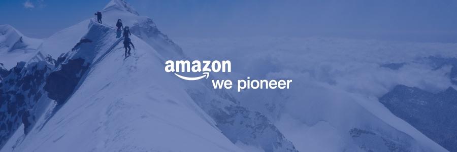 Amazon - We Pioneer
