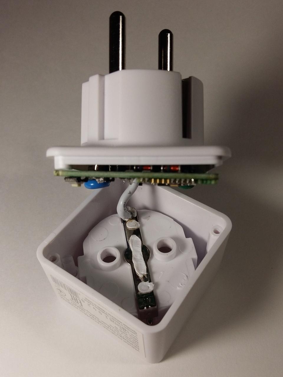 Умная розетка Redmond SkyPlug RSP-100S Анализ конструкции и схемы электрической принципиальной. Выявление недостатков - 3