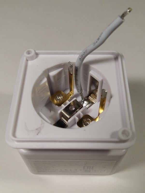 Умная розетка Redmond SkyPlug RSP-100S Анализ конструкции и схемы электрической принципиальной. Выявление недостатков - 7