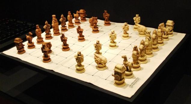 Другие шахматы - 4