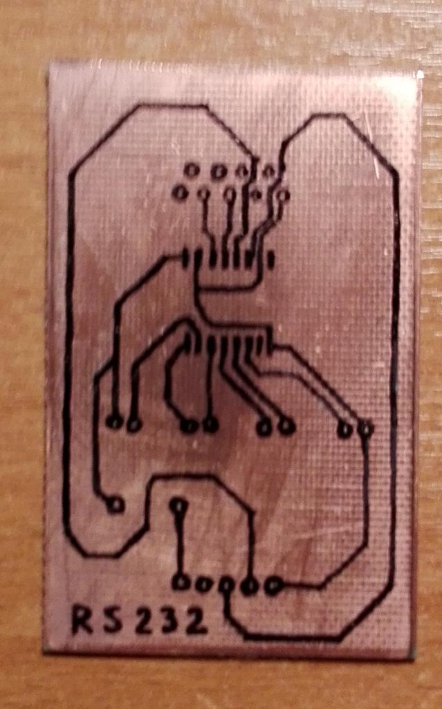 Как «чайник» делал UART <-> RS232 конвертер для Orange Pi - 28