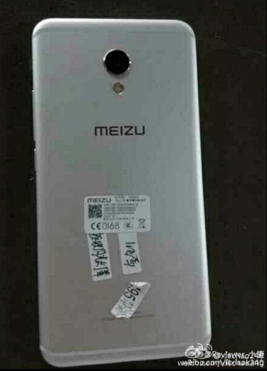 На новых фотографиях смартфон Meizu MX6 очень похож на модель Meizu Pro 6