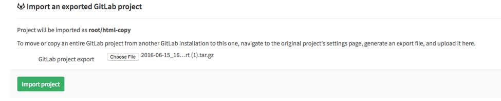 Новая версия GitLab 8.9 - 14