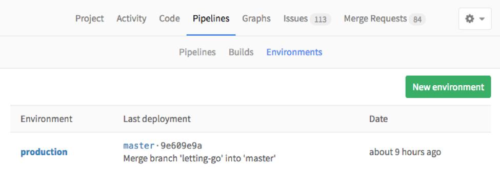 Новая версия GitLab 8.9 - 5