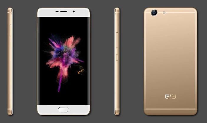 Смартфон Elephone R9 еще не анонсирован официально