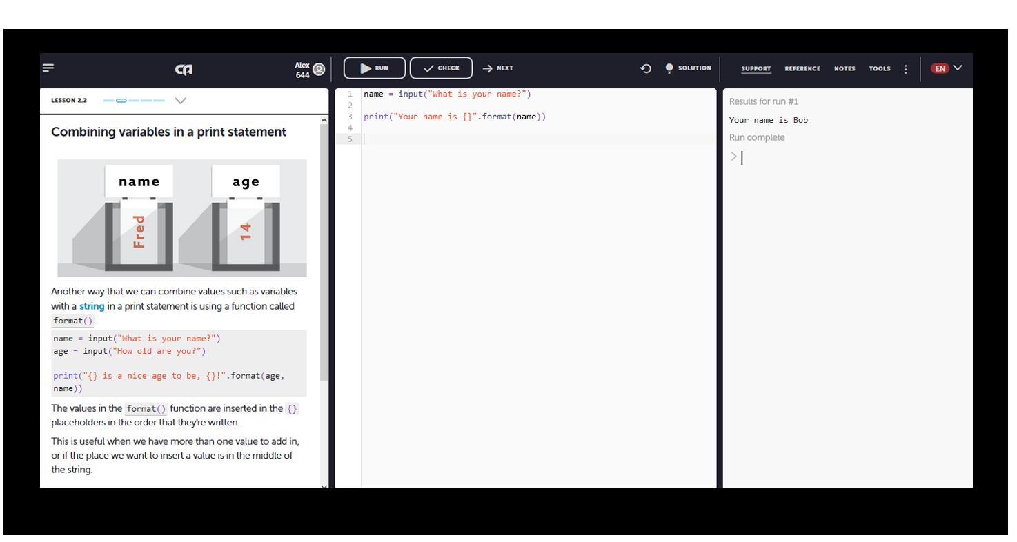 Эффективное онлайн изучение программирования с помощью Сode Avengers - 4