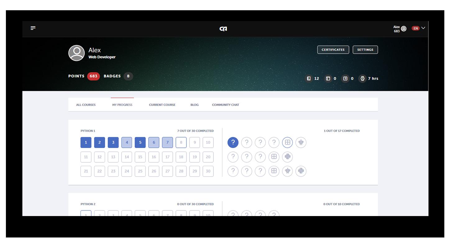 Эффективное онлайн изучение программирования с помощью Сode Avengers - 7
