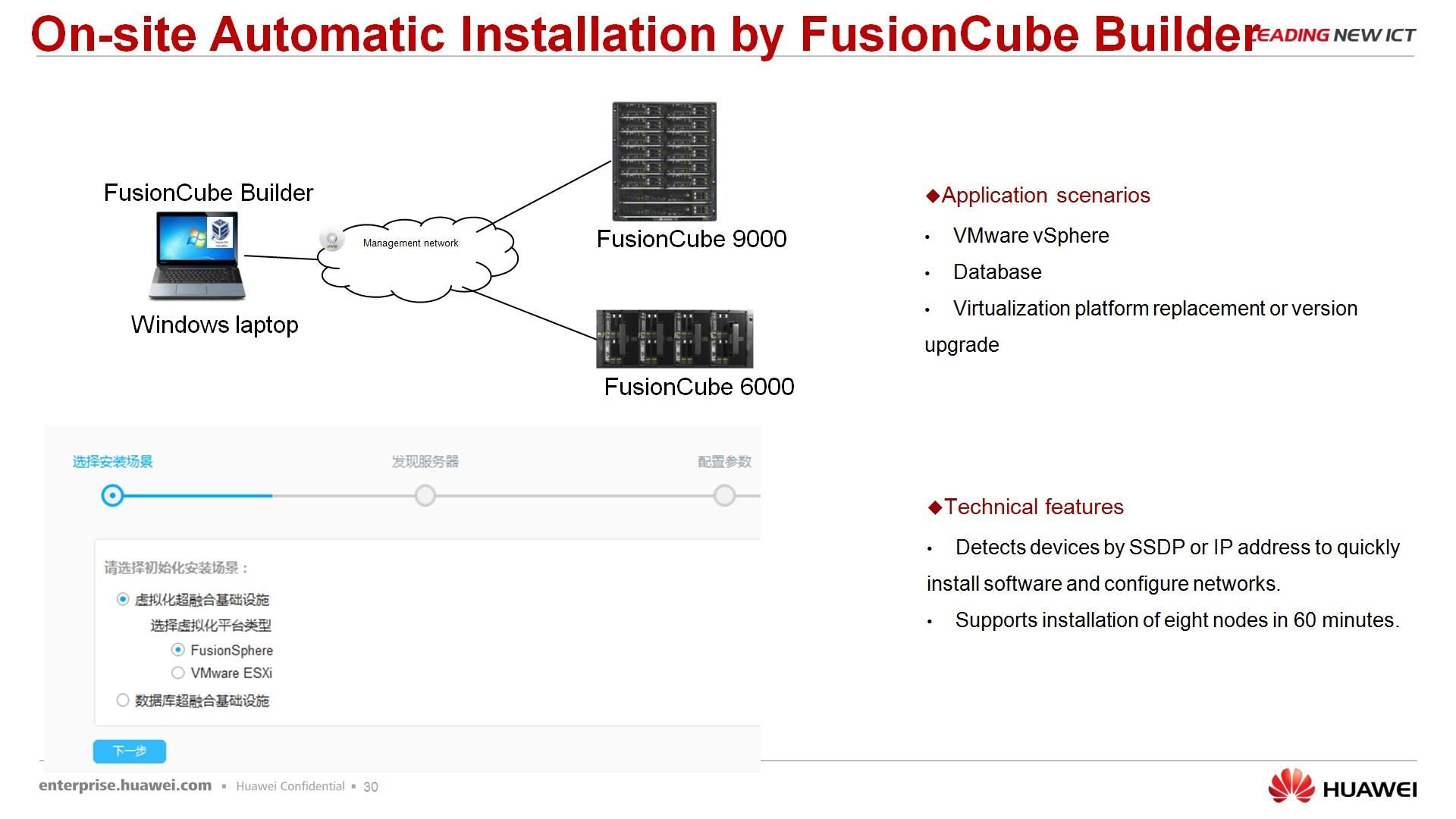 Гипер-конвергентное решение – FusionCube и FusionSphere Openstack для провайдера облачной услуги - 27