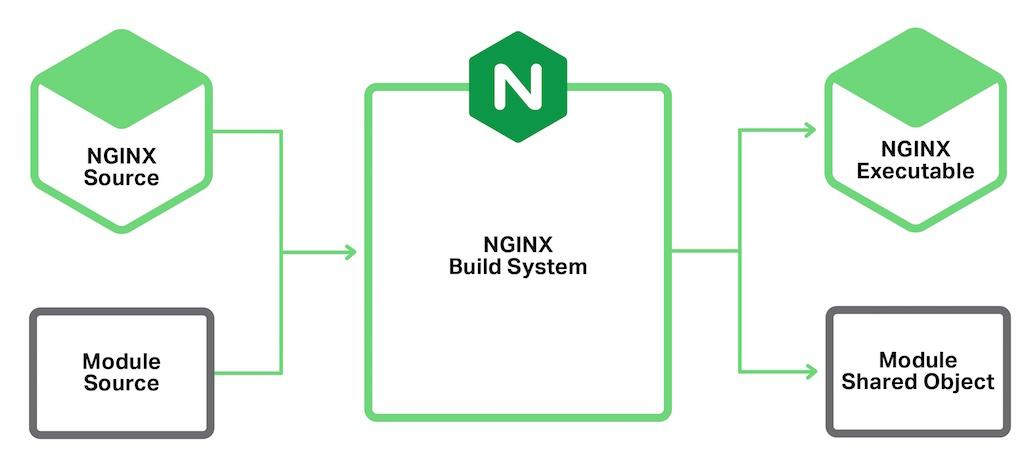 Компиляция и подключение динамических модулей nginx - 1