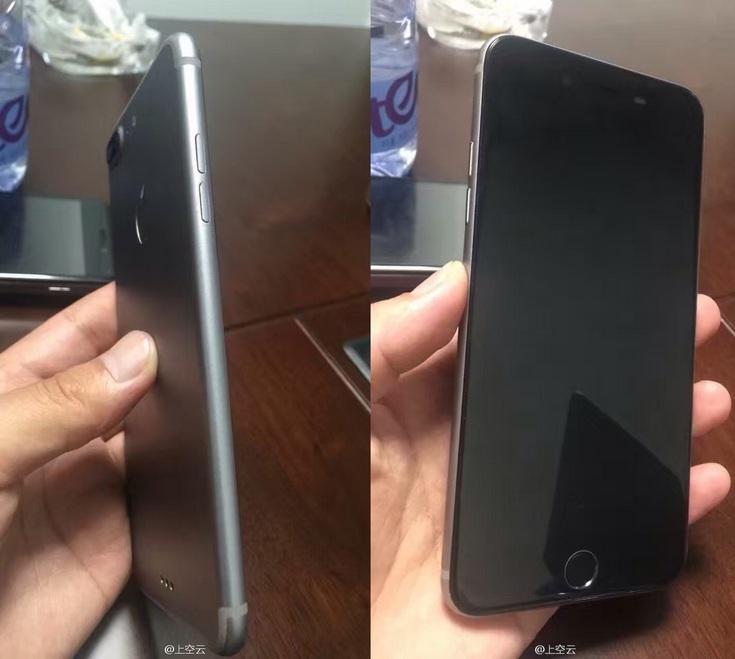 Новые фотографии iPhone 7 Plus демонстрируют сдвоенную камеру и разъем iPhone 7 Plus