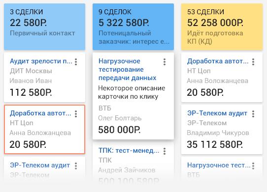 Проецируя Google Material Design на десктопную систему… (часть третья) - 2