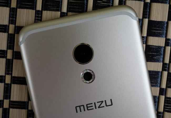 Смартфон Meizu MX6 получил 12-мегапиксельный датчик изображения Sony IMX286