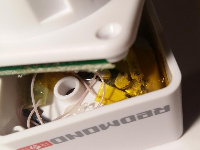 Умная розетка REDMOND Smart plug SkyPlug RSP-100S (Часть 2). Главный недостаток розетки и его устранение - 11