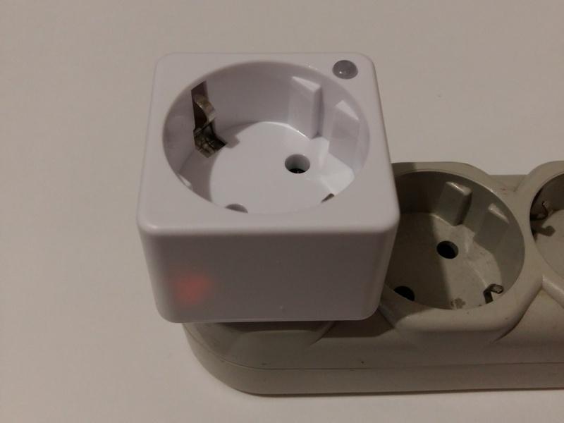 Умная розетка REDMOND Smart plug SkyPlug RSP-100S (Часть 2). Главный недостаток розетки и его устранение - 13