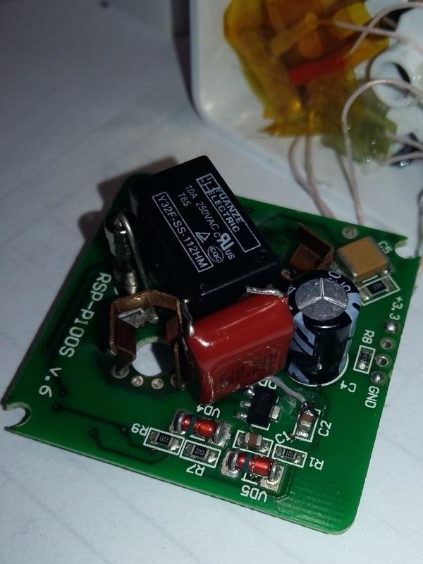 Умная розетка REDMOND Smart plug SkyPlug RSP-100S (Часть 2). Главный недостаток розетки и его устранение - 15