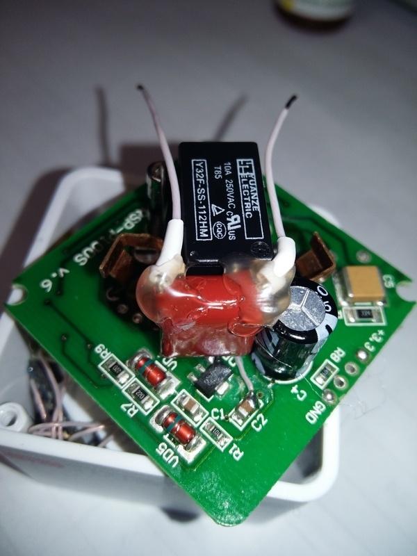Умная розетка REDMOND Smart plug SkyPlug RSP-100S (Часть 2). Главный недостаток розетки и его устранение - 16