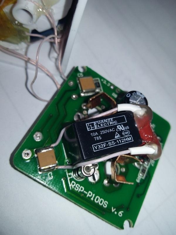 Умная розетка REDMOND Smart plug SkyPlug RSP-100S (Часть 2). Главный недостаток розетки и его устранение - 17