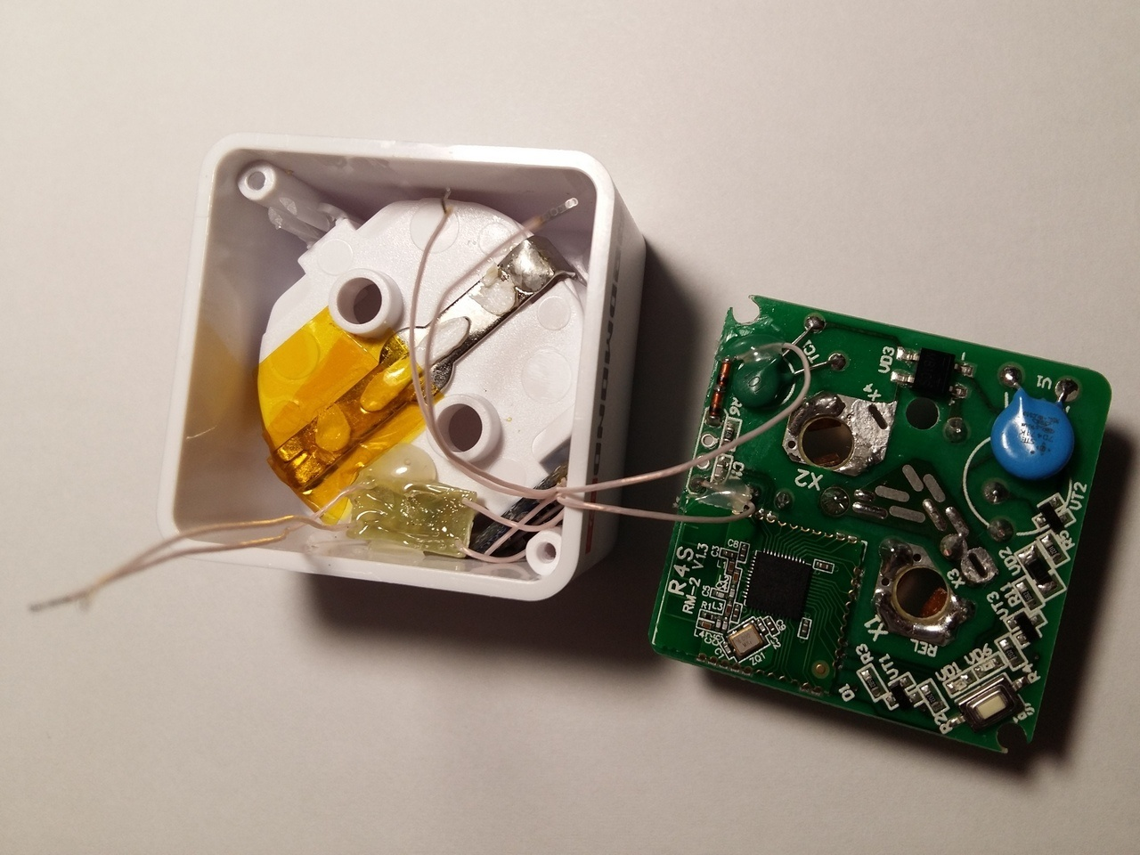 Умная розетка REDMOND Smart plug SkyPlug RSP-100S (Часть 2). Главный недостаток розетки и его устранение - 8