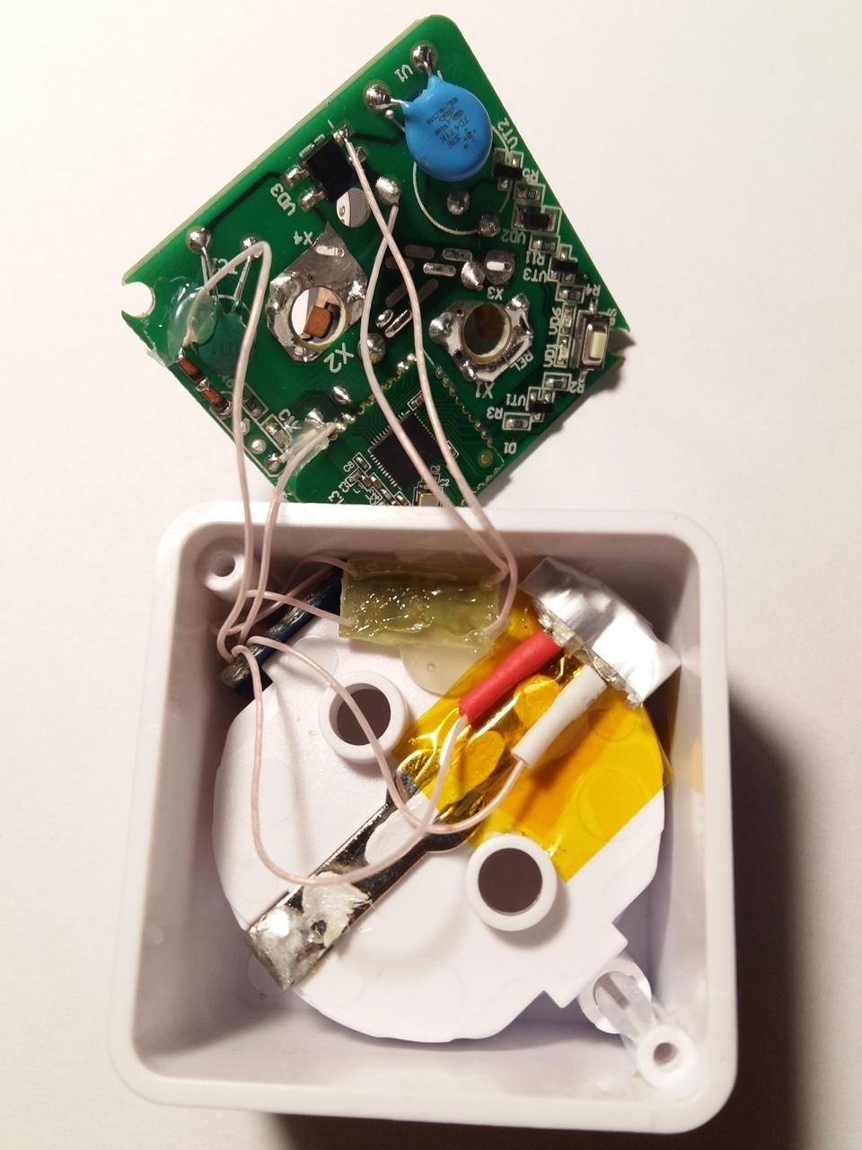 Умная розетка REDMOND Smart plug SkyPlug RSP-100S (Часть 2). Главный недостаток розетки и его устранение - 9