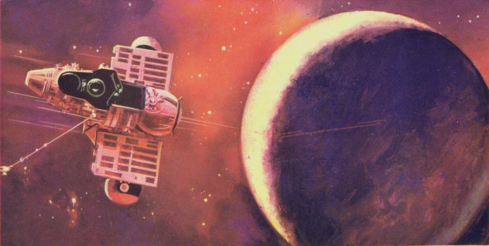Зачем космические аппараты вращаются - 3