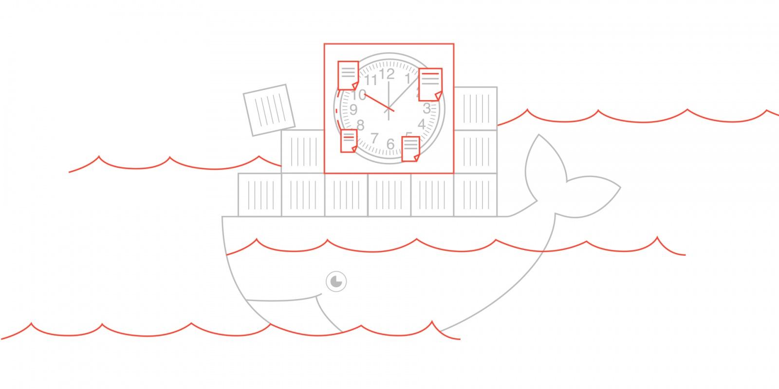 Запуск cron внутри Docker-контейнера - 1