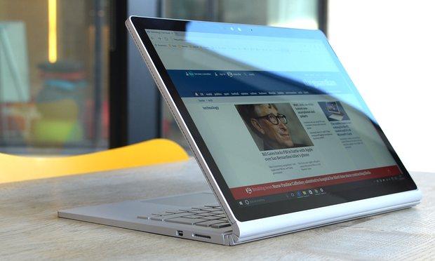 Microsoft предлагает корпоративным клиентам взять планшеты и ноутбуки Surface напрокат