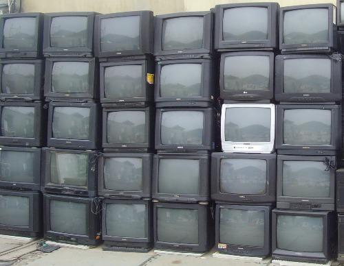 Panasonic уже давно не выпускает кинескопы для телевизоров