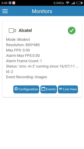 Домашнее видеонаблюдение. Реализация с помощью Zoneminder и Debian 8 - 15