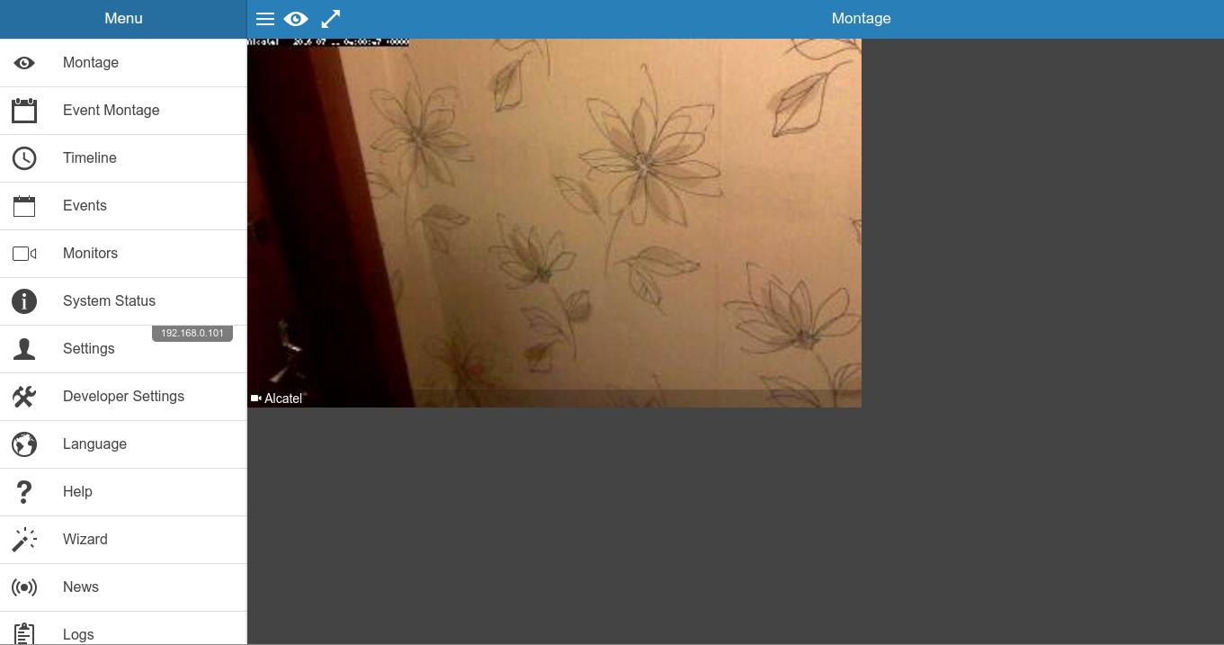 Домашнее видеонаблюдение. Реализация с помощью Zoneminder и Debian 8 - 19