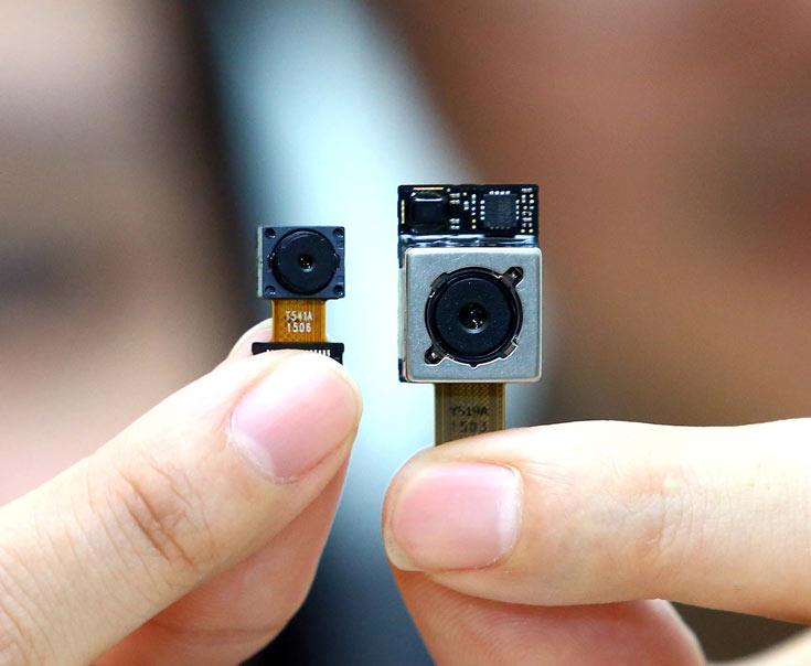 Это ответ LG Innotek на растущий спрос на модули камер для смартфонов
