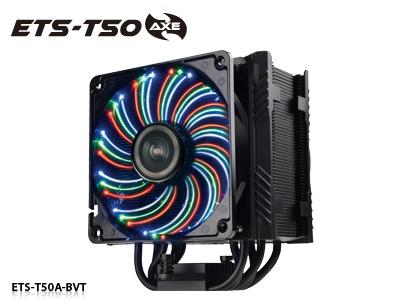 Кулер Enermax ETS-T50 Axe имеет две модификации, различающиеся световыми эффектами