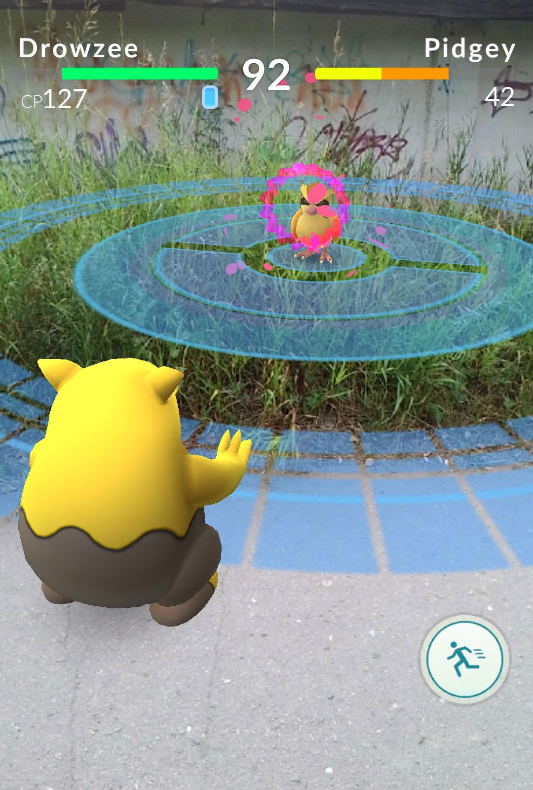 Рескин Ingress или полноценная игра? Обзор Pokemon Go - 10