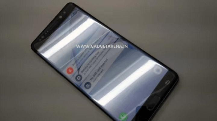 Смартфон Samsung Galaxy Note7 будет водонепроницаемым. Новые фотографии