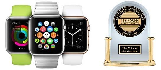 Свежее исследование J.D. Power указывает, что владельцам умных часов больше всего нравятся Apple Watch