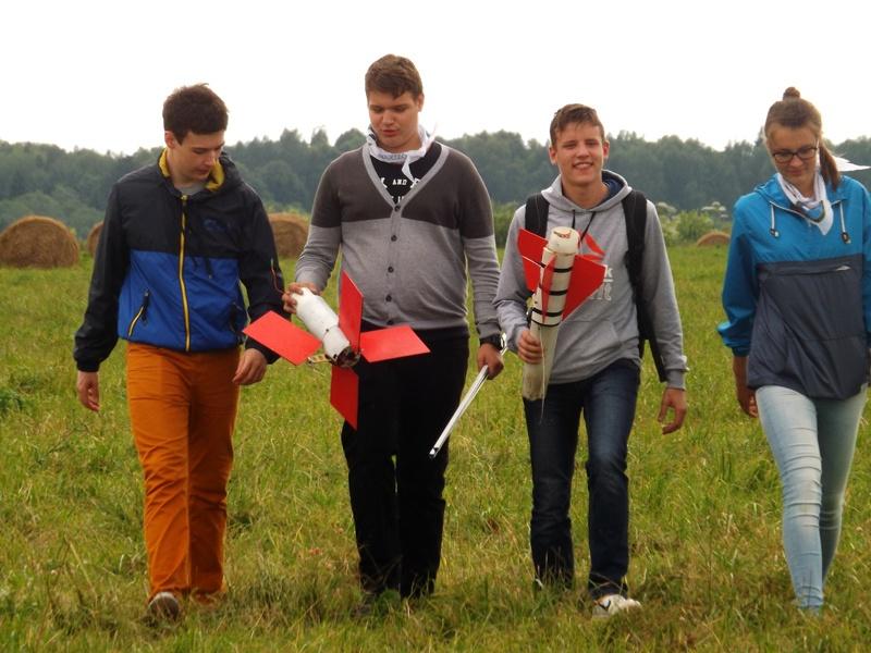 Теория и практика поля: Кансат в России 2016 - 5