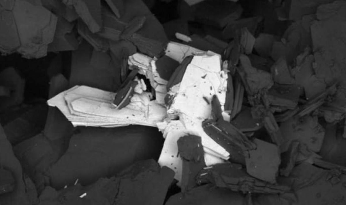 Впервые составлен каталог самых редких минералов на Земле - 2