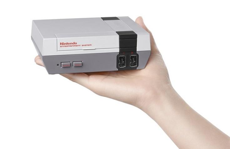 Приставка NES Classic Edition поступит в продажу в ноябре