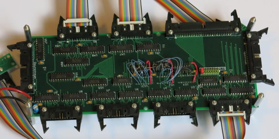 Британский инженер построил 500-килограммовый процессор из дискретных элементов. Этапы работы и интервью с создателем - 10