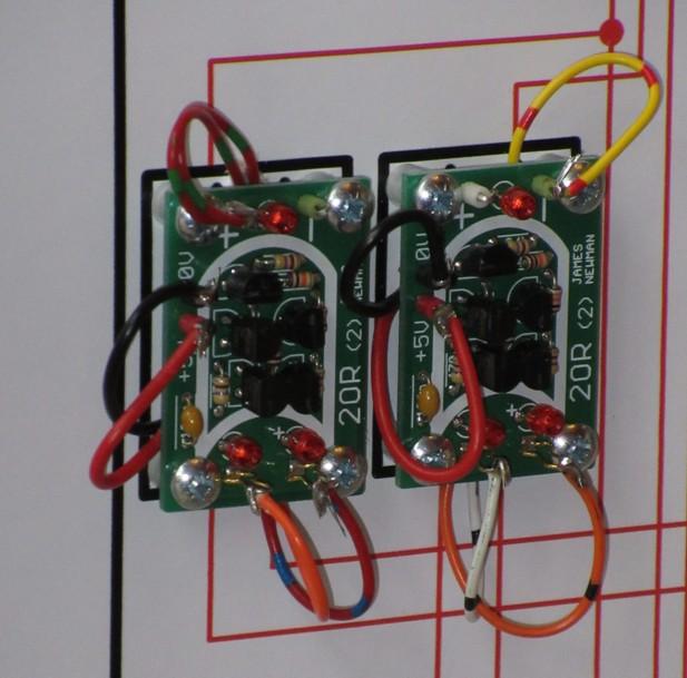 Британский инженер построил 500-килограммовый процессор из дискретных элементов. Этапы работы и интервью с создателем - 20