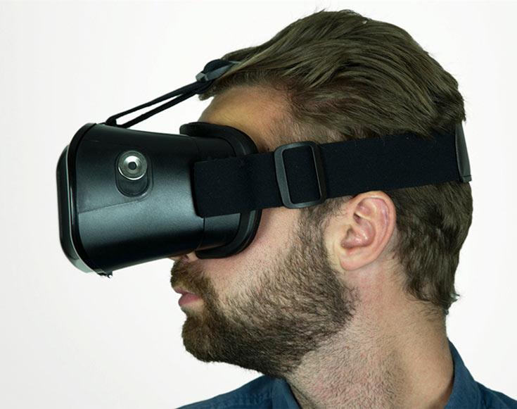 Продажи Goji Universal VR Headset начинаются 16 июля, а стоит устройство около 48 евро